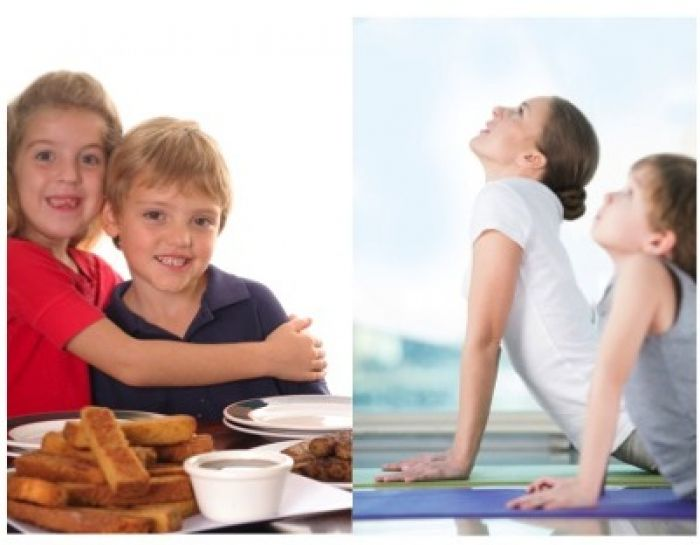 Yoga and Social Skill Program for Kids