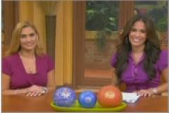 Valeria Vilar en Despierta America Univision