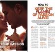 Las celebraciones terminaron: ¿Como mantener encendidos el fuego del amor y la pasión?