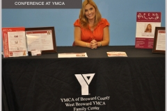 Valeria Vilar- Conference at YMCA